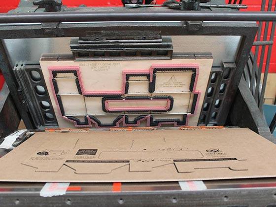 Servicios Artboxes · Troqueles
