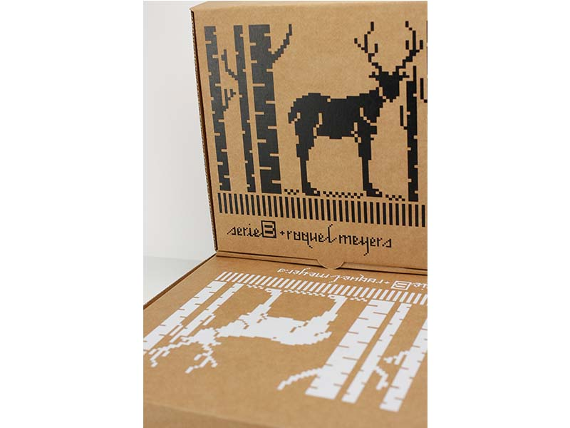 Artboxes · Packaging de cartón original