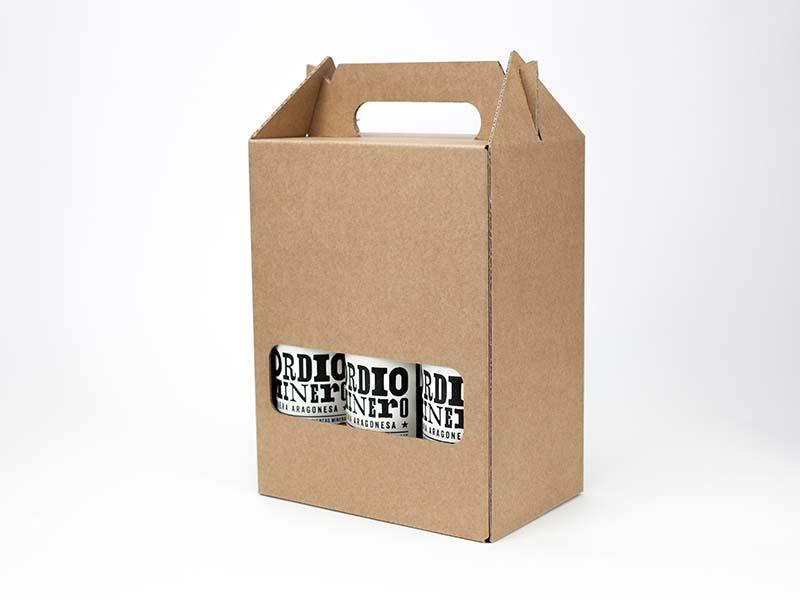 Artboxes · Packaging de cartón standar