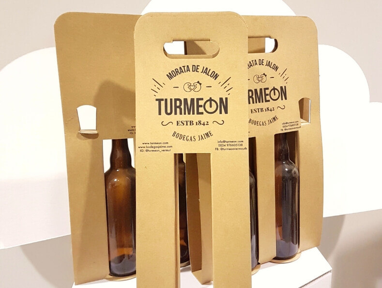 packaging de cartón