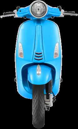 photocall cartón moto azul