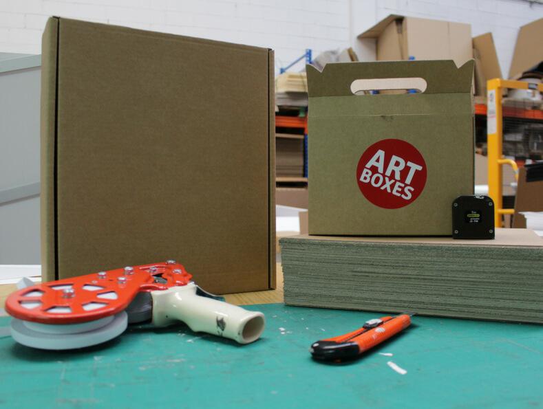 cajas de cartón a medida en zaragoza