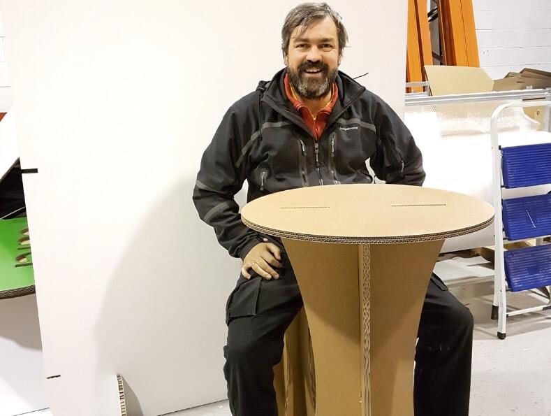 empresa de cartón Zaragoza