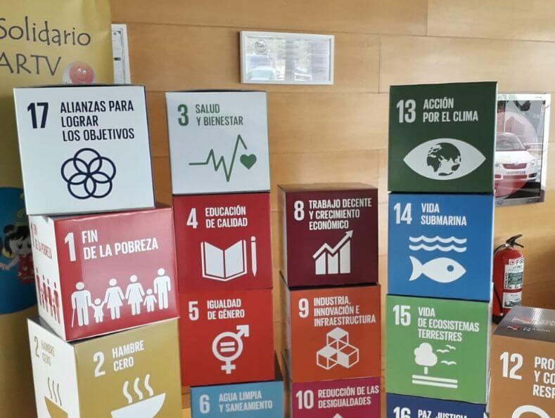 ODS objetivos desarrollo sostenible