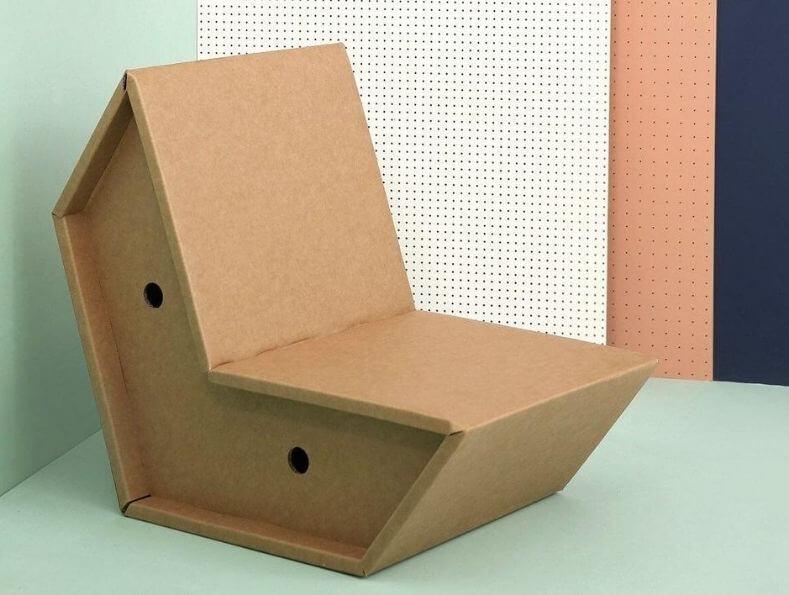 Diseños en cartón_ orígenes del uso del cartón en el mundo
